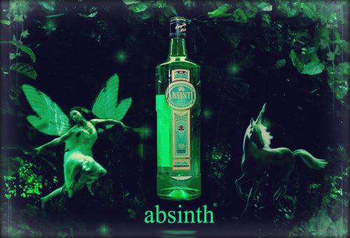 Как правильно пить абсент — видео. Коктейли из абсента, история напитка, чешский  абсент в Праге