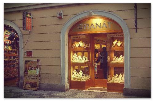 Где в Праге купить настоящий гранат?
