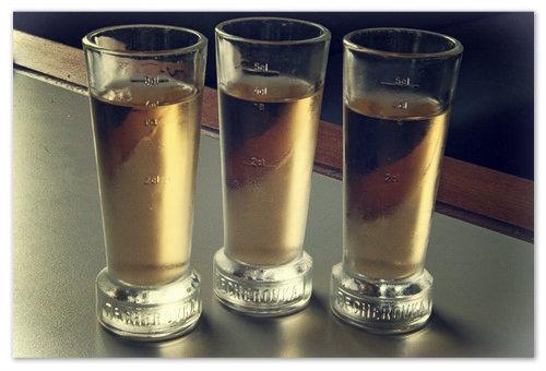 Как пить Бехеровку?