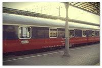 Едем в Прагу на поезде