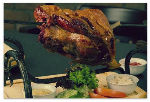 Запечёное в духовке вепрево колено по-чешски в духовке. Рецепты свиной рульки в пиве.