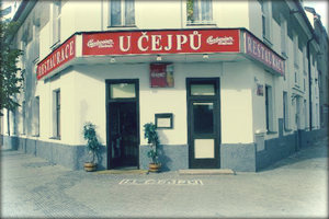 Restaurace U Cejpu в Праге