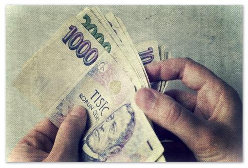 Чешские деньги в 2017 году. Сколько денег брать в Чехию?