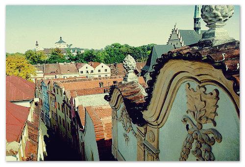 Город Парбудице был основан 1340 году.