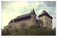 Как добраться в замок Карлштейн?
