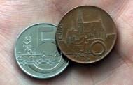 Валюта Чехии — чешская крона