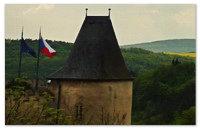 Добираемся в замок из Праги.