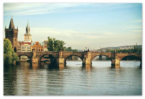 Прага в августе 2017. Погода в Чехии в августе.