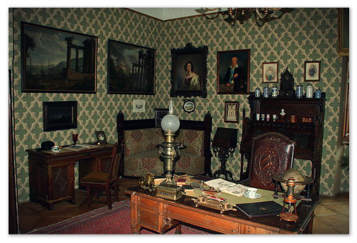 Музей замка Sychrov.