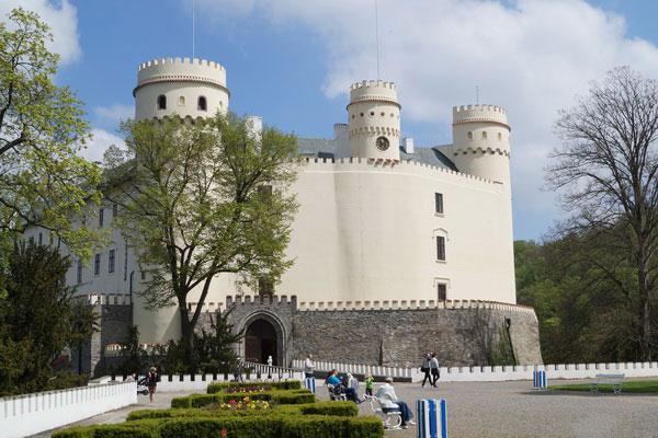 Замок Орлик над Влтавой в Чехии — история, отзывы, фото, как добраться из Праги.
