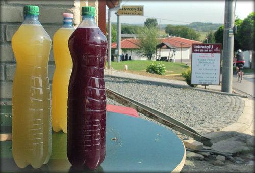 Бурчак — молодое неферментированное вино — национальный чешский напиток. Едва ли в этом мире  есть что-то красивее...
