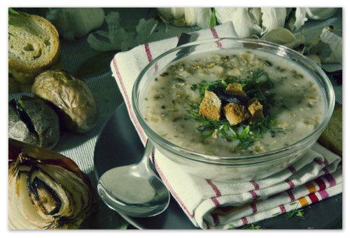 Чеснечка — как приготовить суп с чесноком по-чешски: рецепты чесночного супа с гренками