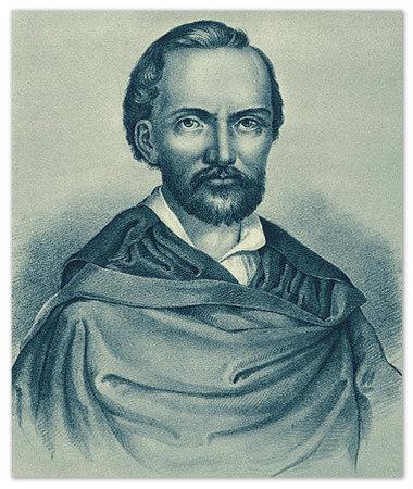 Karel  Mácha — поэт, основоположник чешского романтизма. В честь него и названо наше озеро.