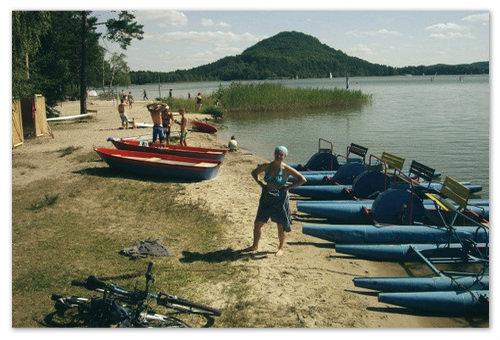 Что делать на Маховом озере?