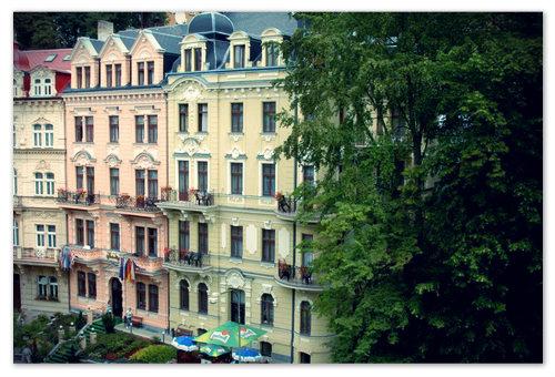 Отель-санаторий Чайковский Палас в Карловых Варах: отзывы туристов, фото, описание, расположение