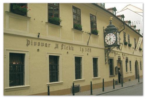 Пивная У Флеку в Праге: отзывы, фото, как добраться