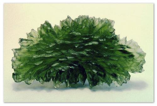 Чешский камень Влтавин (Молдавит) — свойства, происхождение, украшения из влтавина, можно ли купить влтавин в Праге?