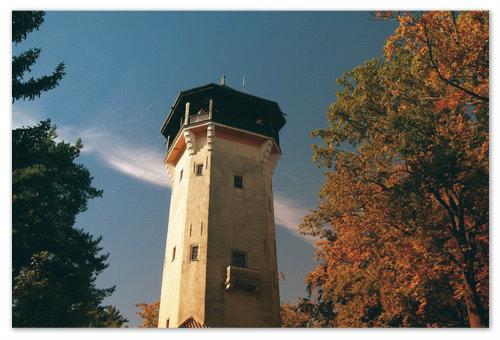 Смотровая башня Диана.
