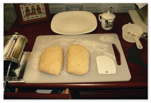 Как же приготовить трдельник у себя дома? Главное — это тесто.