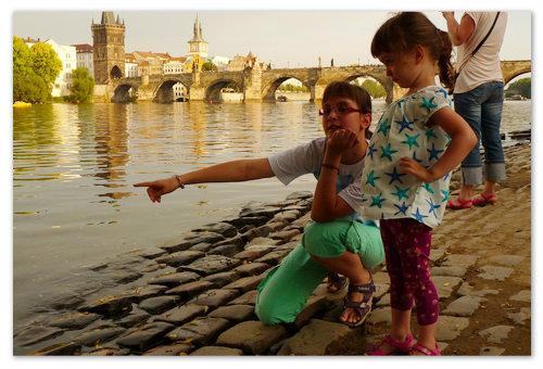 Квест сказочная Прага.