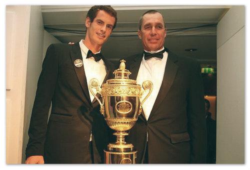 Под руководством Лендла-тренера британец Энди Маррей взял золото  Олимпиады 2012 в Лондоне и выиграл Уимбдонский турнир 2013.