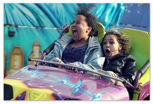 Lunapark — яркие эмоции гарантированы.