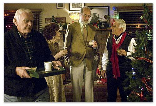 Типичное немецкое Рождество. — Ну что, друзья, просим к телевизору! Усаживайте поудобнее!