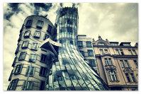 Самый необычный дом чешской столицы.