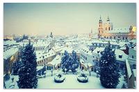 Зимняя Чехия — едем в Прагу в январе