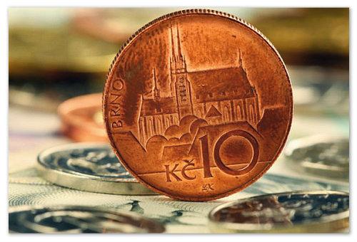 Национальная валюта страны — чешская крона.