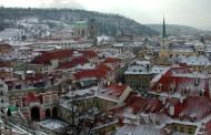 Февральская Прага для туристов