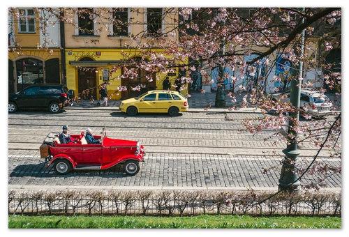 Туры в Прагу в апреле.