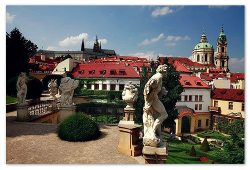 Отель Aria в Праге.