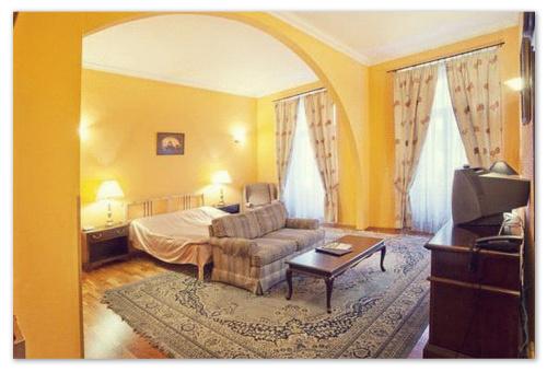 Резиденция Богемия Плаза в Праге.