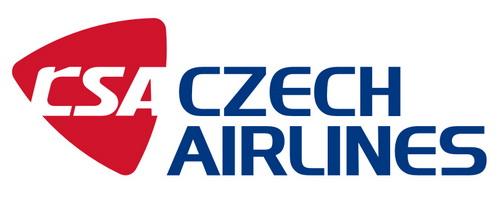 Логотип авиакомпании ČSA.