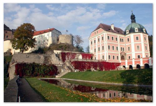 Замок Бечов.