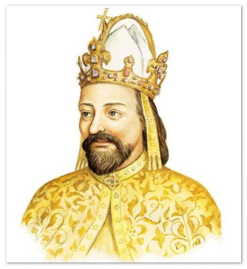 Император Карл IV.