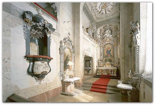 Часовня Святого Георгия.