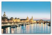 Самостоятельно из Праги в Дрезден — подробно о главном