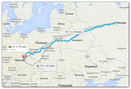 Карты Гугл.
