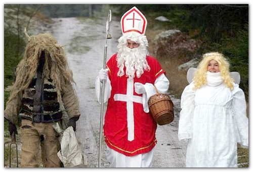 День Святого Николая.