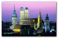 Четыре способа добраться из Праги в Мюнхен — пособие для туристов