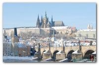 Поездка в Прагу зимой — что ожидает туристов?