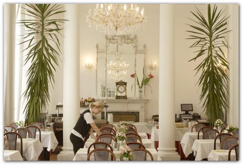 Ресторан Радиум Палас.