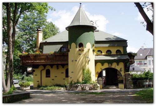 Ресторан Рыбацкая Башня.