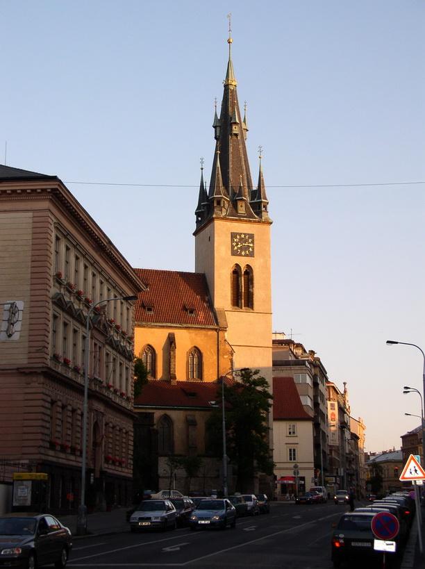 Отзыв о поездке в Прагу в августе.