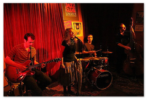 «Jazz and Blues Club Ungelt».