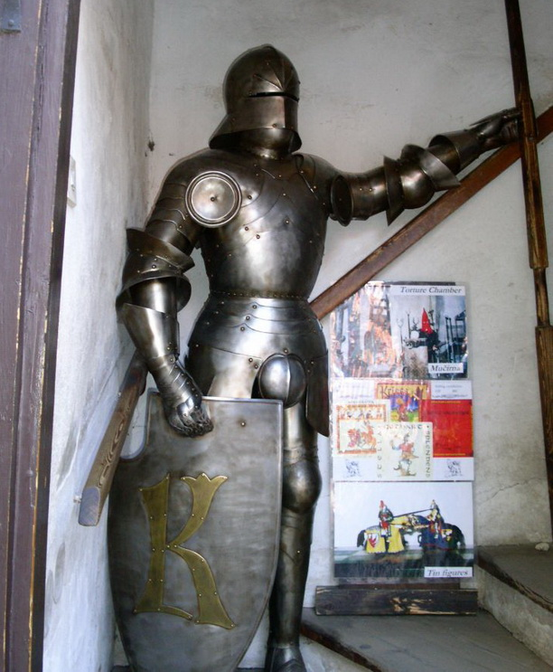 Оружейный музей на Златой улочке.