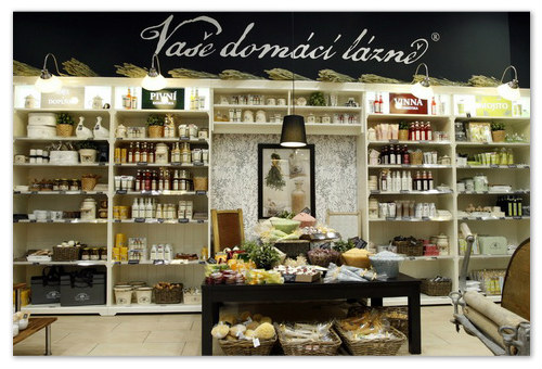 Надёжнее всего купить чешскую косметику в магазине в Праге.