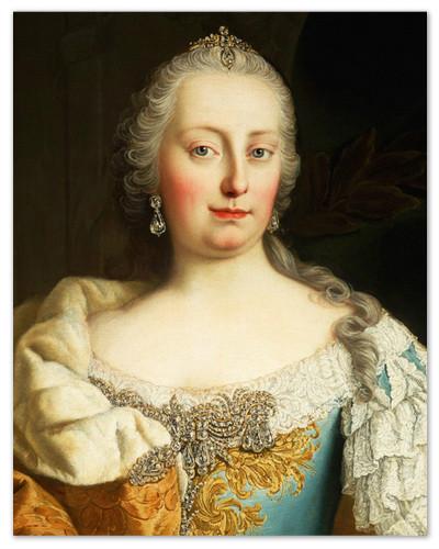 Maria Theresa Walburga Amaliae Christina.